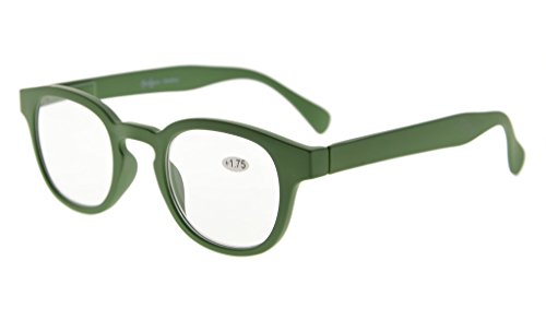 Eyekepper Gafas de lectura Rainbow (Verde Oscuro, 0.50)