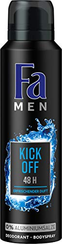 Fa Men Kick Off Refreshing Deospray, 6er Pack (6 x 150 ml)
