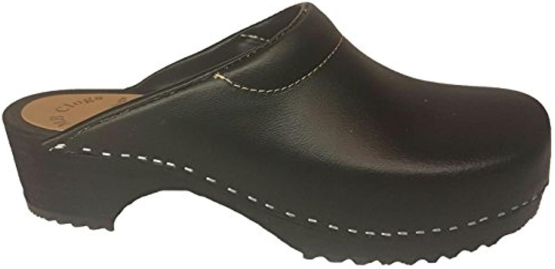 MB Clogs Sabots standard noir - forme forme - danoiseB00BM1ST40Parent 574051
