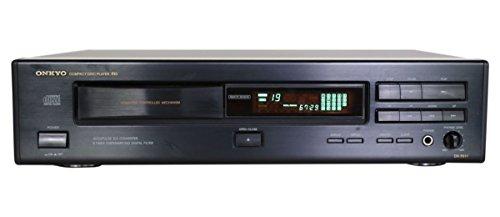 Onkyo DX-7011 CD Player in schwarz