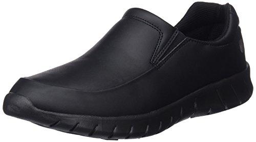 Suecos Noak, Zapatos de Hostelería Antideslizantes para Hombre, (Negro),