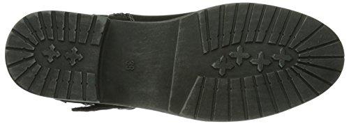 Jane Klain 264 390 Damen Biker Boots Schwarz (black 006)