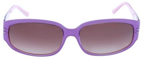 Guess Damen Sonnenbrille Lila/Rosa GU6114-VI-34