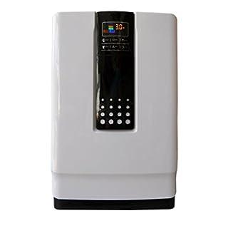 Acopino Cleanair KL02 Luftreiniger mit HEPA-Filter, Ionisator, Aktivkohle-Filter, Kältekatalysator,