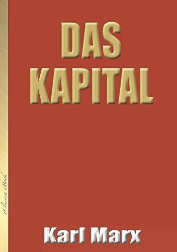 Karl Marx Das Kapital Neuauflage Mit Aktualisierter