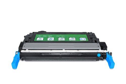 Rebuilt für HP Color LaserJet CP 4000 Series - CB401A - Toner Cyan - Für ca. 7500 Seiten (5% Deckung) -