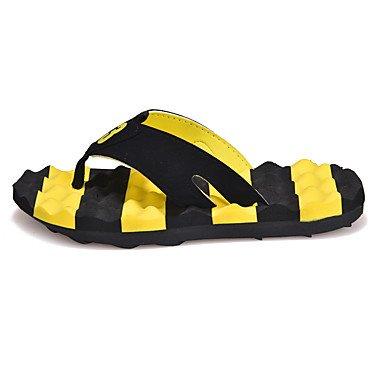 Free Style Casual Uomo Sandali Tallone piano di alta qualità Slip-on Flip-Flopss Scarpe / Outdoor sandali US7 / EU39 / UK6 / CN39
