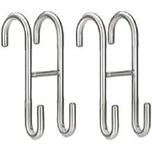 Haken Rundheizkörper Handtuchhalter 6 Stück Weiß Badezimmer Heizkörper 6411