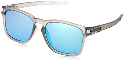 Oakley Latch Square Matt Grey Ink - Prizm Sapphire - ONE