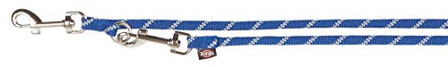 TRIXIE 14642 Sporty Rope V-Leine, S, blau