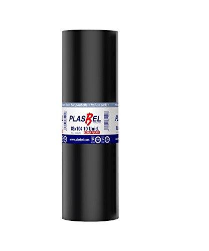 PLASBEL - Rollo bolsa basura 120 Litros - 85x104 cm