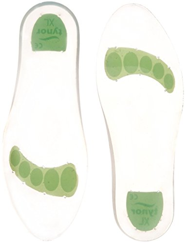 Tynor Full Silicon Insole - XL (Pair)