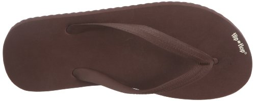 Flip Flop originals, Tongs femme Marron-TR-A-4-239