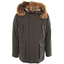 Parka Uomo Freedom Day Xl Militare Ifrm5000n-600 Fur Autunno Inverno 2016/17