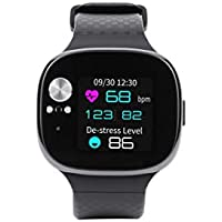 ASUS VivoWatch BP HC-A04A - Reloj Inteligente Healthcare (Corona cerámica, Sensores ECG y PPG, Tecnología ASUS HealthAI, Sensor GPS, 28 días de autonomía)