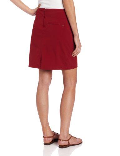 Royal Robbins Discovery Damen Skort Dark Crimson