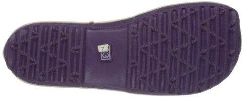 Bundgaard Classic Rubber Boot Purple, Bottes de Pluie Fille Violet (Purple)