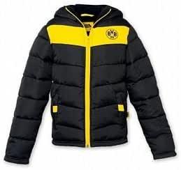 schwarz ultrasonic Borussia Dortmund BVB-Winterjacke