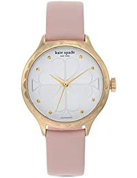 Kate Spade Analog White Dial Women's Watch-KSW1537