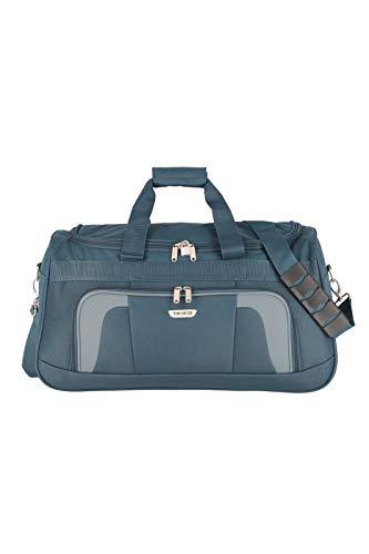 Travelite Bolsa de Viaje, 50 litros, 58 cm, Azul