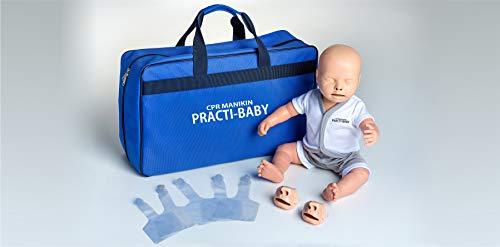 R BRAUN Baby HLW-Reanimationspuppe