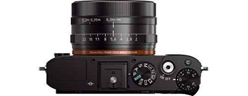 Sony DSC-RX1R Cyber-shot Digitalkamera (24,3 Megapixel, 7,6 cm (3 Zoll) Display, HDMI, Full HD) schwarz - 4
