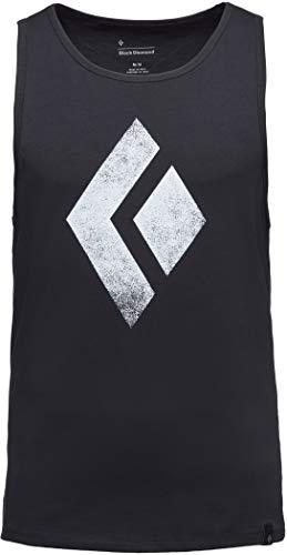 Black Diamond Chalked Up - Haut sans Manches Homme - Noir 2019 Tank Tshirt