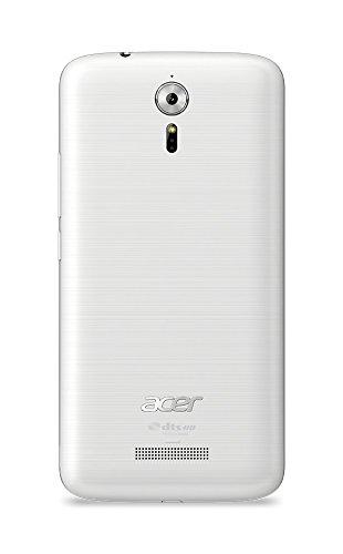 Acer Liquid Zest Plus LTE Dual Micro-SIM Smartphone (14 cm (5,5 Zoll) Display, 16GB Speicher, Android 6.0) weiß - 2