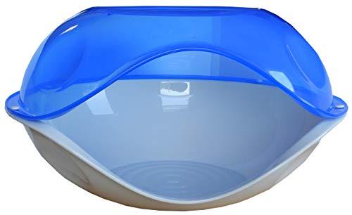 Agrobiothers Dormir plástico casa/Exterior para Gato 57x 48x 32cm