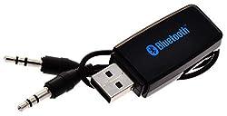 Phone Star USB Bluetooth Empfänger Audio Receiver für HiFi-Anlagen, Kfz Autoradio, Sound Docks [New Version] Android und iOS kompatibel
