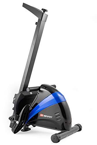 Hop-Sport Rudergerät Boost Ruderzugmaschine mit Computer & Magnetbremssystem blau Bild 3*