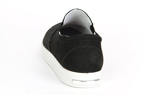 Ricosta Ellen Chaussures basses Noir Weite m–Moyen Noir - Noir