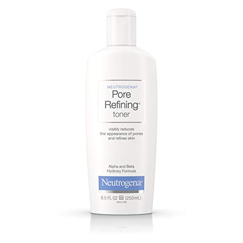Hydroxy Formula (Neutrogena Pore Refining Toner Alpha and Beta Hydroxy Formula 250 ml (Toners & Astringents))