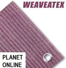Summit sum-1226 weave-a-tex emballée Tapis pour auvent, 2,5 x 2,5 m, prune