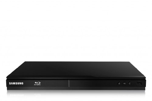 Samsung BD-E5300 Blu-ray-Player (Video Up-Scale, DLNA, HDMI, USB) schwarz