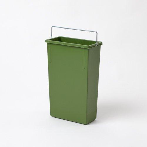 Hailo 1080-98 Inneneimer 7 Liter grün