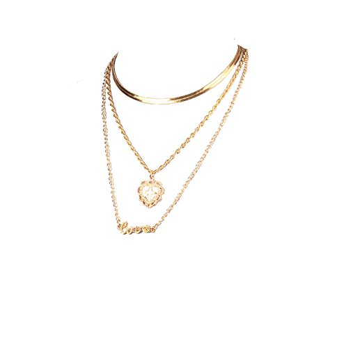 OVERMAL Kristall Herz Halskette für Frauen romantische Mode klassischen Luxus Strass