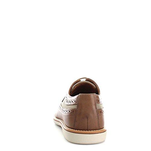 IGI&CO 7680800 Scarpe con Lacci Uomo Pietra/Beige
