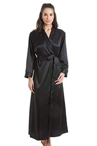 camille-womens-luxury-black-satin-long-length-dressing-gown-wrap-14-16
