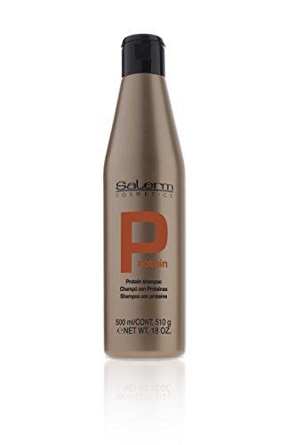 Proteinstoffwechsel Shampoo, 500ml. - Salerm Protein
