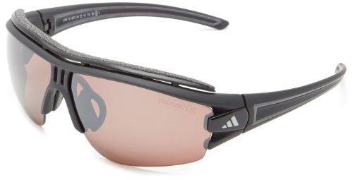 adidas Eyewear Evil Eye Halfrim Pro S Schwarz, matt