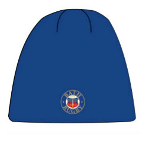 Bath Rugby Fleece Lined Beanie Hat 17/18 - Surf The Web -