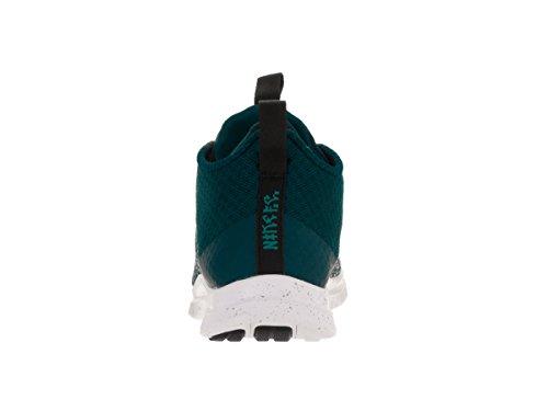 Nike Free Hypervenom 2 Fc, Chaussures de Foot Homme Turquesa (midnight turq/rio teal-black-white)
