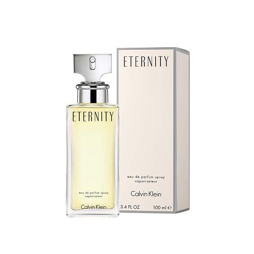 Calvin Klein Eternity femme/woman, Eau de Parfum Spray, 1er Pack (1 x 100 ml)