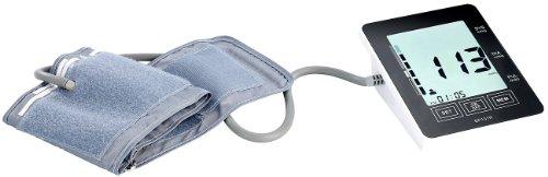newgen medicals Blutdruckmessgeräte: Oberarm-Blutdruckmesser Touchscreen und Sprachausgabe (Oberarm Blutdruckmessgerät) (Oberarm-umfang)