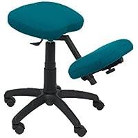 PIQUERAS Y CRESPO 37g–ergonomischer Büro-Hocker drehbar und höhenverstellbar