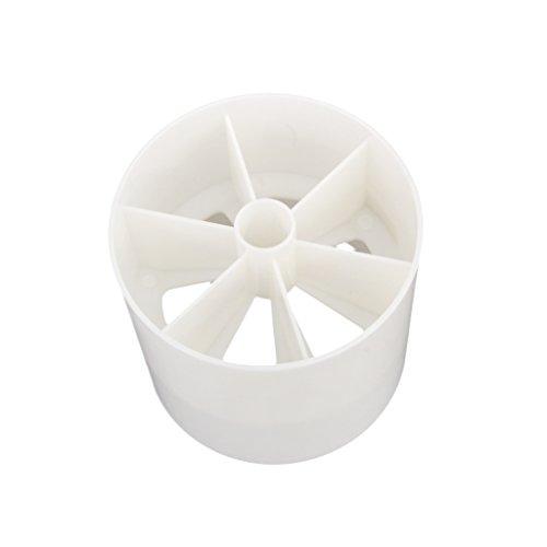 Elfenbein Kunststoff Zubehör Golf Loch Cup - 9