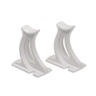 Universal Traditional Column Radiator Support Feet - 100 mm High