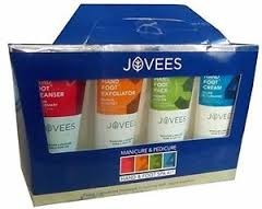 JOVEES MANICURE &PEDICURE HAND & FOOT SPA KIT