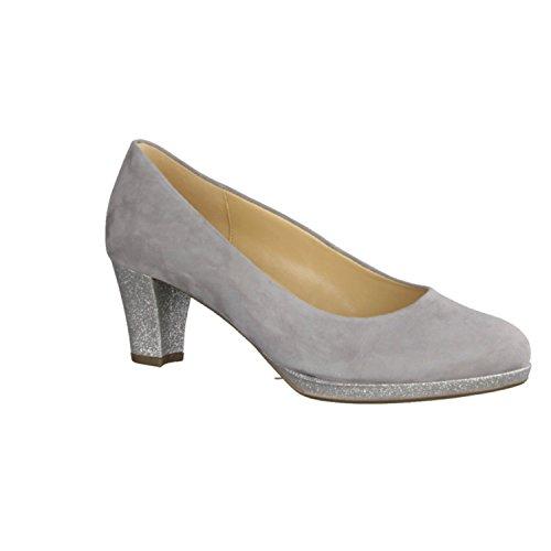Gabor, Scarpe col tacco donna grigio Grau Grau
